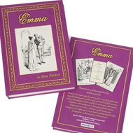 Personalised Jane Austins Emma Novel