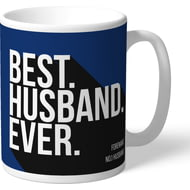 Personalised Millwall FC Best Husband Ever Mug