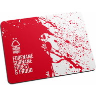 Personalised Nottingham Forest FC Proud Mouse Mat