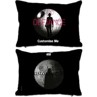 Personalised Star Wars Rogue One Defiance Rectangle Cushion - 45x30cm