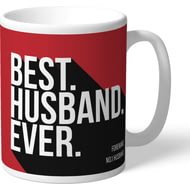 Personalised Middlesbrough Best Husband Ever Mug