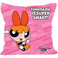 Personalised Powerpuff Girls Blossom Pattern Cushion