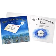 Personalised Your Letter To Santa Story Book