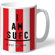 Personalised Sheffield United FC I Am Mug