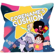 Personalised Steven Universe Star Cushion - 45x45cm