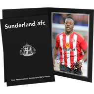 Personalised Sunderland AFC Kone Autograph Photo Folder
