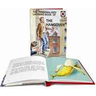Personalised The Hangover Classic Ladybird Book