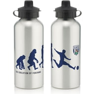 Personalised West Bromwich Albion Player Evolution Aluminium Sports Water Bottle