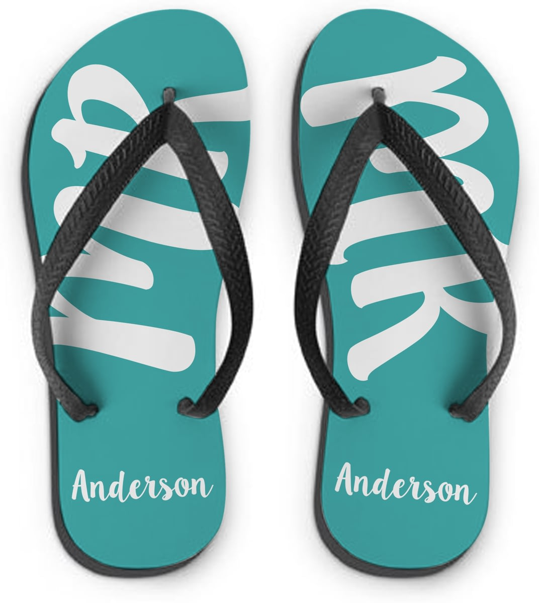 cdd19663c63f2 Personalised MR Small Flip Flops from Go Find A Gift