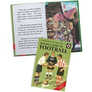Personalised Football Classic Ladybird Book