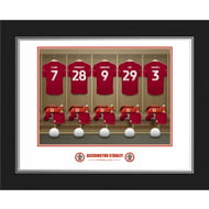 Personalised Accrington Stanley FC Dressing Room Shirts Photo Folder
