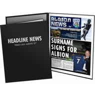 Personalised West Bromwich Albion FC News Folder