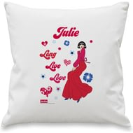 Personalised Riviera Long Live Love Cushion Cover