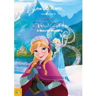 Personalised Disney's Frozen Story Book