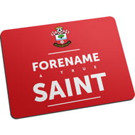Personalised Southampton FC True Mouse Mat