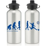 Personalised Chelsea Evolution Water Bottle
