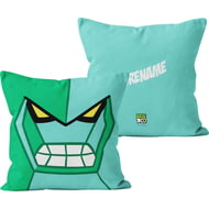 Personalised Ben 10 Diamondhead Cushion - 45x45cm