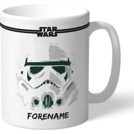 Personalised Star Wars Storm Trooper Paint Mug