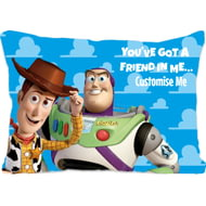 Personalised Toy Story You've Got A Friend In Me Rectangle Cushion - 45x30cm