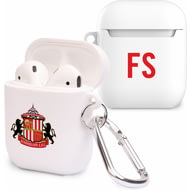Personalised Sunderland AFC Initials Airpod Case