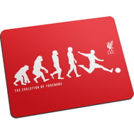 Personalised Liverpool FC Evolution Mouse Mat