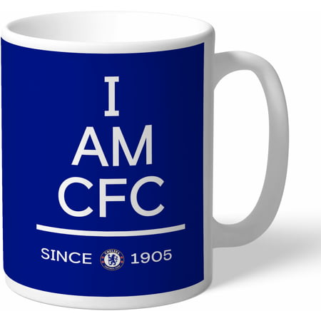 Personalised Chelsea FC I Am Mug