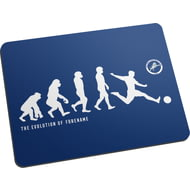 Personalised Millwall FC Evolution Mouse Mat