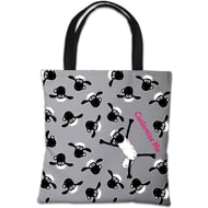 Personalised Shaun The Sheep Print Tote Bag