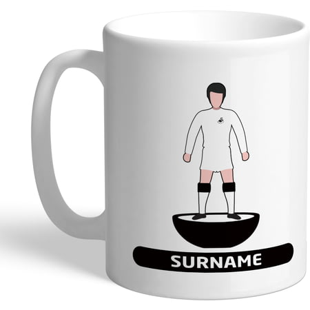 Personalised Swansea City Player Figure Mug