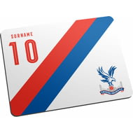 Personalised Crystal Palace FC Stripe Mouse Mat
