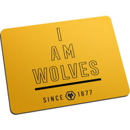 Personalised Wolves FC I Am Mouse Mat