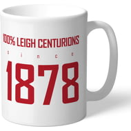 Personalised Leigh Centurions 100 Percent Mug