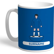 Personalised Cardiff City Player Figure Mug