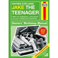 Personalised Haynes Explains Teenagers