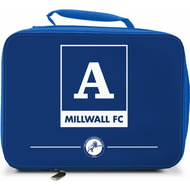 Personalised Millwall FC Monogram Insulated Lunch Bag - Blue