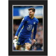 Personalised Chelsea FC Mount Autograph Photo Folder