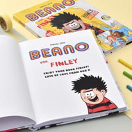 Personalised Beano Annual 2019