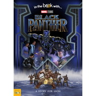 Personalised Black Panther Personalised Marvel Story Book