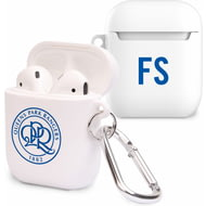 Personalised Queens Park Rangers FC Initials Airpod Case