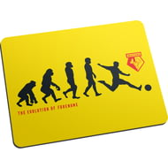 Personalised Watford FC Evolution Mouse Mat