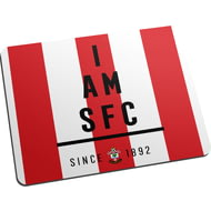 Personalised Southampton FC I Am Mouse Mat