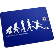 Personalised Chelsea FC Evolution Mouse Mat