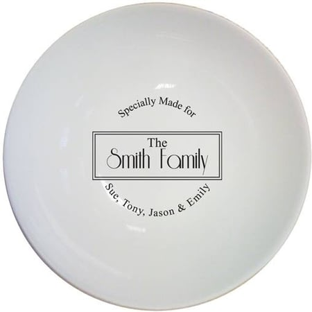 Personalised Specially Made For Bowl