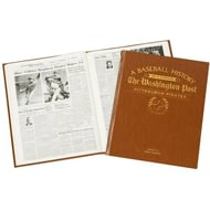 Personalised Pittsburgh Pirates Baseball Newspaper Book