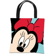 Personalised Disney Mickey Mouse & Friends Minnie Tote Bag