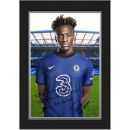 Personalised Chelsea FC Abraham Autograph Photo Folder