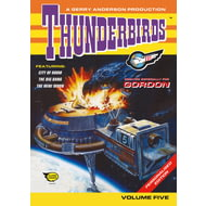 Personalised Thunderbirds Comic Book