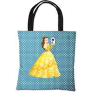 Personalised Disney Princess By Me Tote Bag