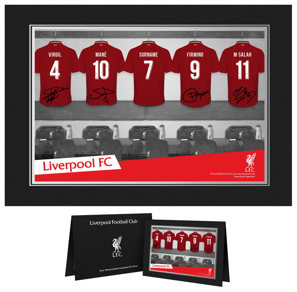 the latest 97c83 0463c Print Your Own T Shirt Liverpool