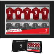Personalised Liverpool FC 9x6 Dressing Room Photo Folder